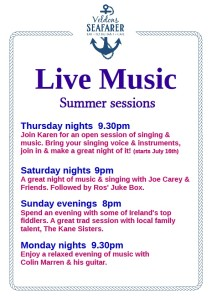 Live music June