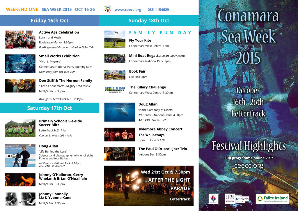 Sea Week Highlights 2015-1